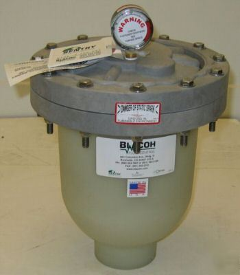 BLACOH PULSATION DAMPENER 1301BP