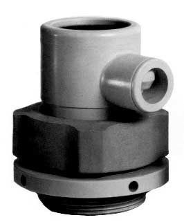 FLUX FUME GLAND BASE 001.14.238